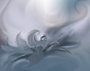 Juliana Nan Prints - Andromeda... Print by Juliana Nan