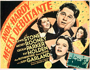 Posth Photos - Andy Hardy Meets Debutante, Clockwise by Everett