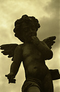 Toy Shop Prints - Angel 3 Print by Doug  Duffey