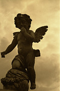 Bourke White Prints - Angel 4 Print by Doug  Duffey