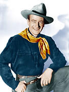 1947 Movies Photos - Angel And The Badman, John Wayne, 1947 by Everett
