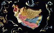 Angel Art Print by Aimee L Maher
