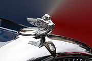 Flying Angel Photos - Angel Hood Ornament by Kristin Elmquist