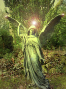 Seraphim Angel Photo Metal Prints - Angel of Alliance No. 01 Metal Print by Ramon Labusch