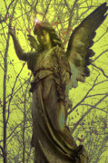 Seraphim Angel Art - Angel of Bless No. 01 by Ramon Labusch