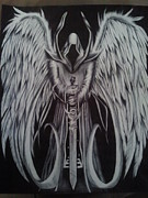 Maritza Montnegro - Angel of Death