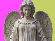 Seraphim Angel Art - Angel of Devotion No. 03 by Ramon Labusch