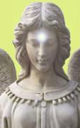 Angel Of Devotion No. 12 Print by Ramon Labusch