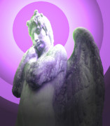 Seraphim Angel Art - Angel of Youth No. 02 by Ramon Labusch
