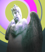 Seraphim Angel Art - Angel of Youth No. 03 by Ramon Labusch
