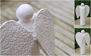 Spiritual Ceramics - Angel by Ren HZ
