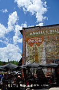 Fort Collins Framed Prints - Angells Deli Framed Print by Anjanette Douglas