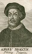 Angelo Beolco 1502-1542, Venetian Actor Print by Everett