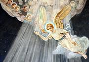 Munir Alawi - Angels at Shepherds Fields Chapel
