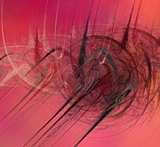 Anger Digital Art - Anger by Christy Hodgin