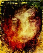 Rage Digital Art - Anger by Gun Legler