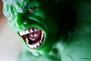 Hulk Posters - Anger Management Poster by Tracy Reese