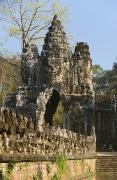 Angkor Thom Prints - Angkor Archaeological Park II Print by Gloria & Richard Maschmeyer