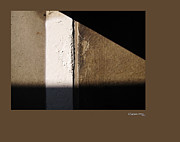 Xoanxo Cespon Photo Posters - Angles of Shadows and Light Poster by Xoanxo Cespon