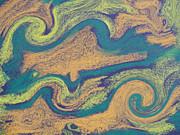 Angry Seas Print by Tom Nettles