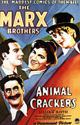 Groucho Marx Art - Animal Crackers, From Bottom Left by Everett