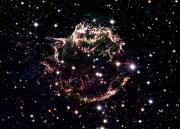 Hubble Photos - Animation Of A Supernova Explosion by Harvey Richer