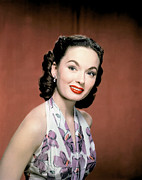 Blyth Posters - Ann Blyth, 1940s Poster by Everett