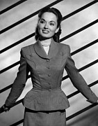 Blyth Posters - Ann Blyth, Ca. 1940s Poster by Everett
