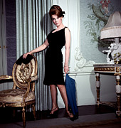 Full-length Portrait Art - Ann-margret, In French Drawing Room by Everett