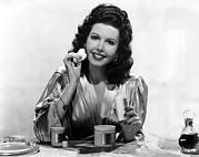 Publicity Shot Photos - Ann Miller, At The Time Of Filming by Everett