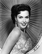 Publicity Shot Framed Prints - Ann Miller, Ca. Late 1940s Framed Print by Everett
