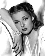 Bracelet Framed Prints - Ann Sheridan, Portrait, Circa 1938 Framed Print by Everett