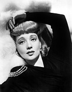 Ann Sothern, Portrait Print by Everett