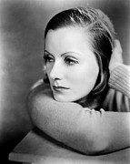1930s Movies Prints - Anna Christie, Greta Garbo, 1930 Print by Everett