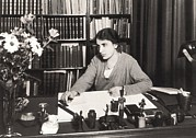 Freud Photos - Anna Freud 1895-1982, Youngest Daughter by Everett