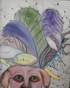 Mardi Gras Originals - Anna Goes To Barkus by Marian Hebert