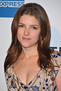 Tribeca Film Festival Posters - Anna Kendrick At Arrivals For 2011 Poster by Everett
