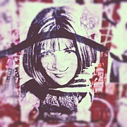 Meagan Phillips - Anna Wintour Graffiti