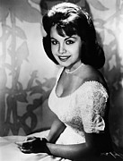 1960s Hairstyles Photos - Annette Funicello, 1961 by Everett