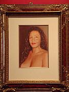 Benito Alonso Framed Prints - Annie 10-2 Framed Print by Benito Alonso