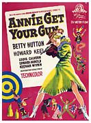 Annie Get Your Gun, Betty Hutton, 1950 Print by Everett