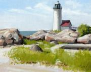 Steven A Simpson - Annisquam Lighthouse