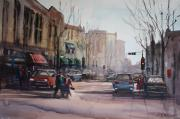 Another Day In Fond Du Lac Print by Ryan Radke