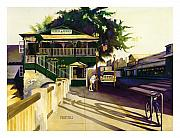 Lahaina Prints - Another Morning in Maui Print by Mike Hill