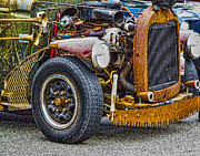 Ron Roberts Photography Greeting Cards Posters - Another Rat Rod Poster by Ron Roberts
