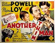 Pet Poster Prints - Another Thin Man, Asta, William A Print by Everett