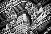 Val Black Russian Tourchin - Ansonia Building Detail 42