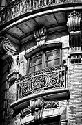Ansonia Building Detail 43 Print by Val Black Russian Tourchin