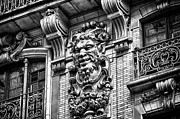 Val Black Russian Tourchin - Ansonia Building Detail 44