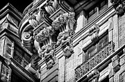 Val Black Russian Tourchin - Ansonia Building Detail 45